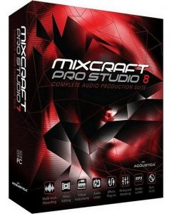 Mixcraft 8.2 Crack with Registration Code 2020 Latest Version