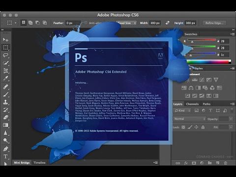 Adobe Photoshop CS6 Crack plus Serial Key 2020 Free Download