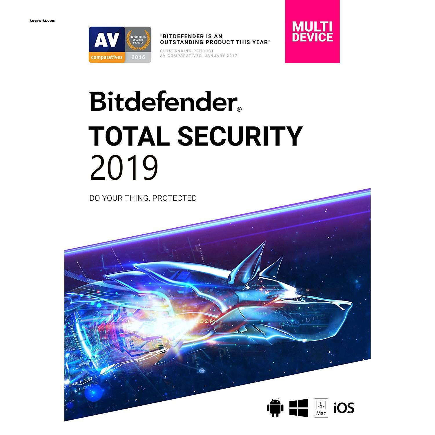Bitdefender Total Security 2020 Crack + Activation Code Free Download