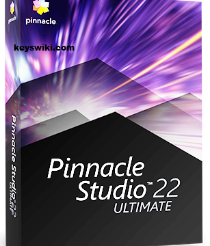 Pinnacle Studio 22 Ultimate Crack