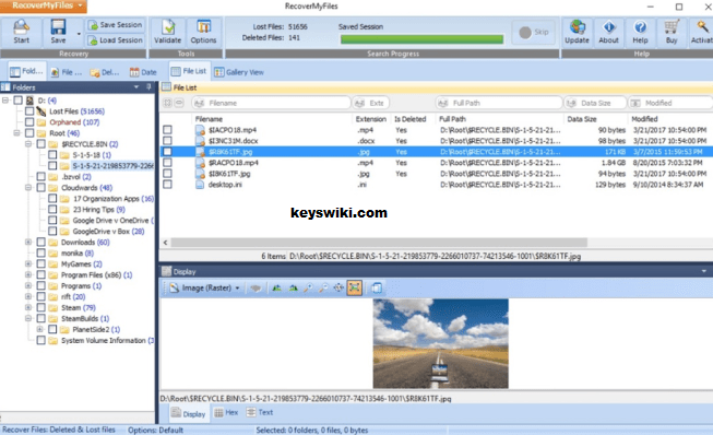 Recover My Files 6.3 Full Crack + Serial Keygen Free Download 2020