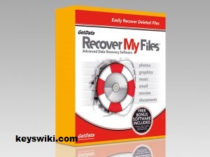 Recover My Files Full Crack plus Serial Keygen