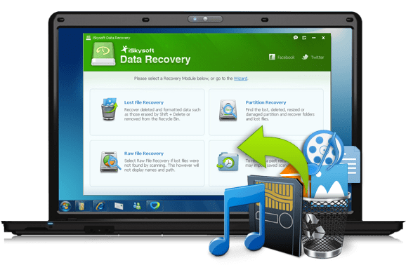 iSkysoft Data Recovery Crack Mac 2019