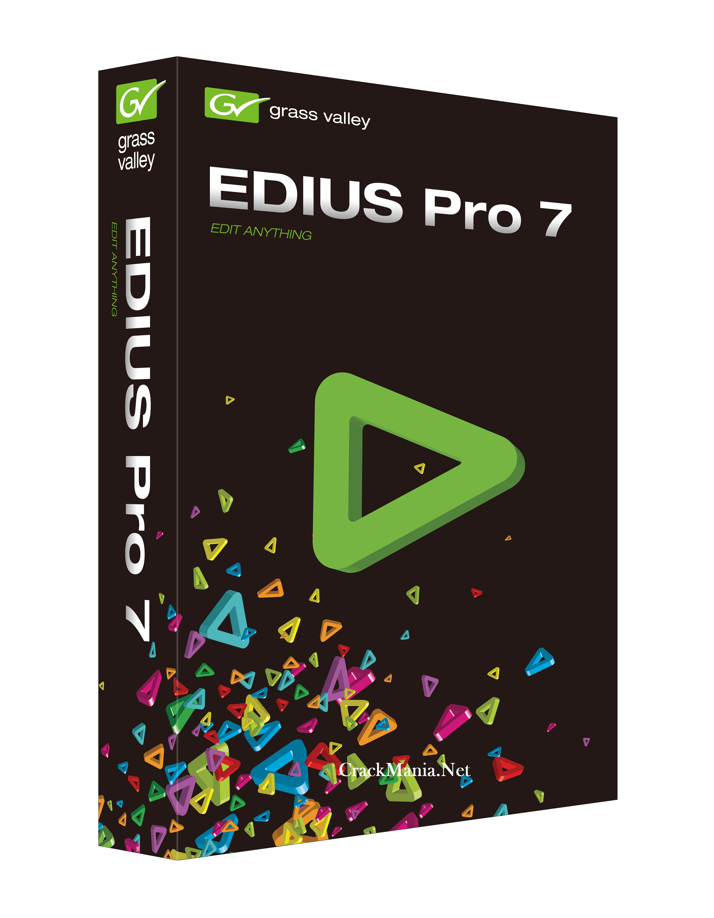 Edius Pro 7.5 Crack and Serial Key with Patch 2020 Full Free Download