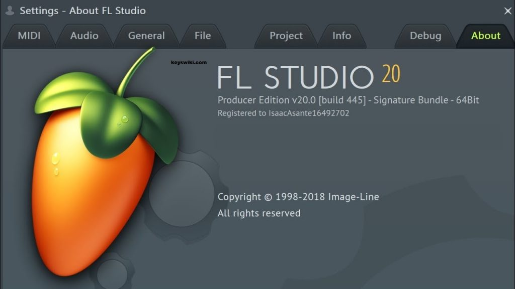 FL Studio 20 Crack With Reg Key 2019