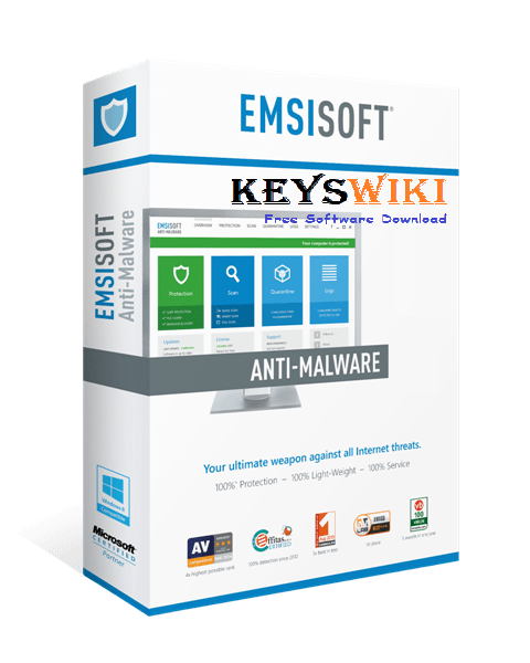 Emsisoft Anti-Malware 2020.7.2.10280 Crack