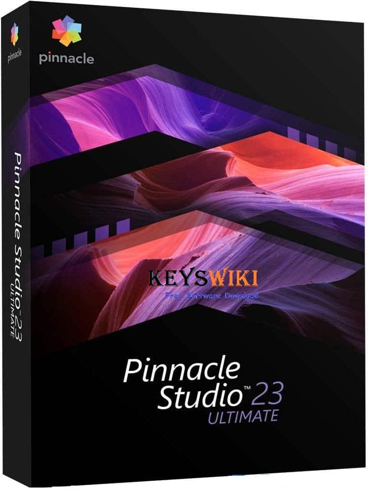 Pinnacle Studio 23.2.0.290 Ultimate Crack