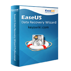 EASEUS Data Recovery Wizard 13 Crack + License Code {Latest}