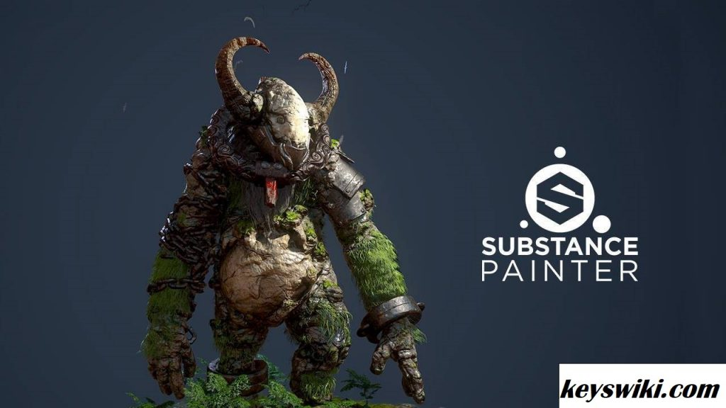 Substance Painter 2019.3.0 Build 3530 Full Crack 2020
