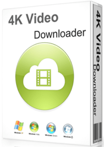 4K Video Downloader 4.10.1.3240 Crack With License Key 2020