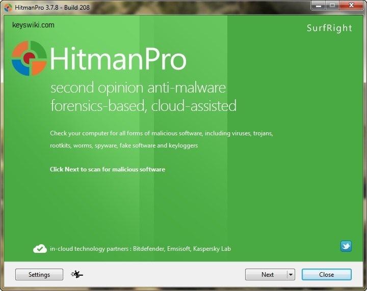 HitmanPro 3.8.16 Build 310 Crack Full Version 2020 Free