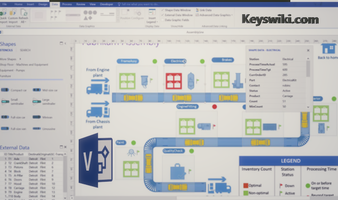 Microsoft Visio Pro Serial Key