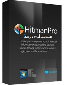 HitmanPro 3.8.16 Build 310 Crack Full Version 2020 Free