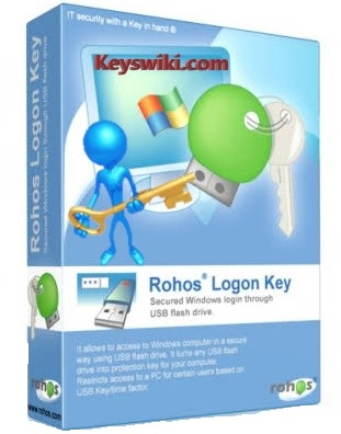 Rohos Logon Key 4.6 With Crack For Mac Full Version