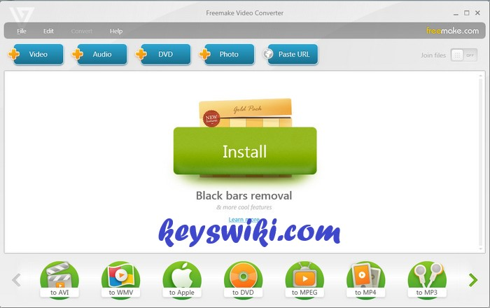Freemake Video Converter 4.1.10.522 With Key
