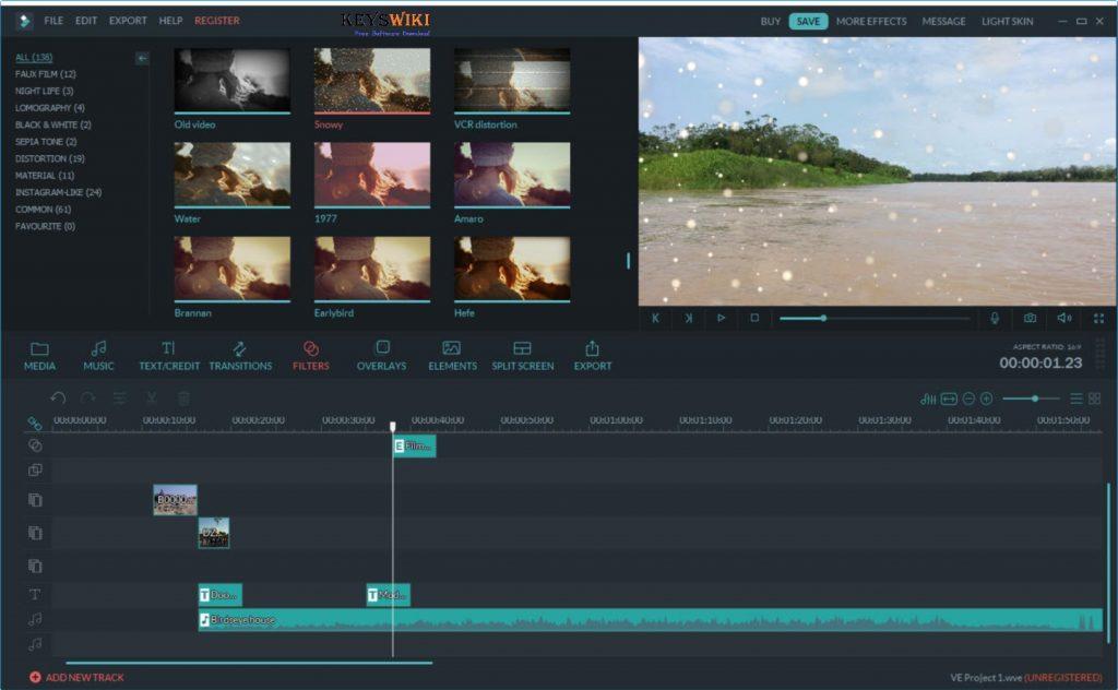 Wondershare Filmora 9.5.0.21 Crack + Registration Code Free Download 2020
