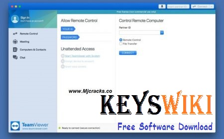 TeamViewer 15.7.6 Crack With License Key 2020 Download