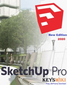 SketchUp Pro 2020 Crack Plus License Key Full Torrent