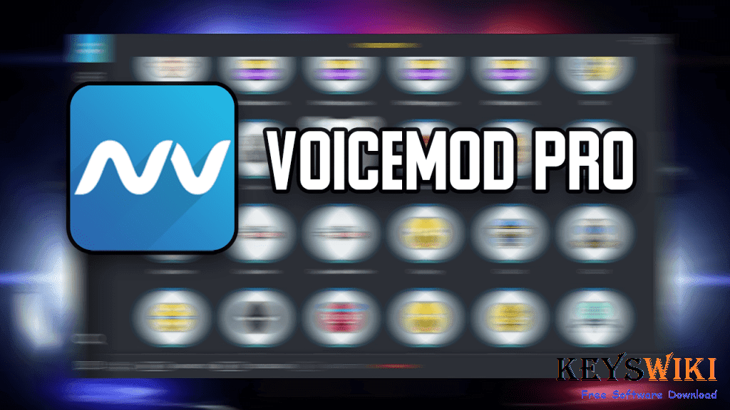 Voicemod Pro 1.2.6.8 Crack 2020 Licence Key Latest Download
