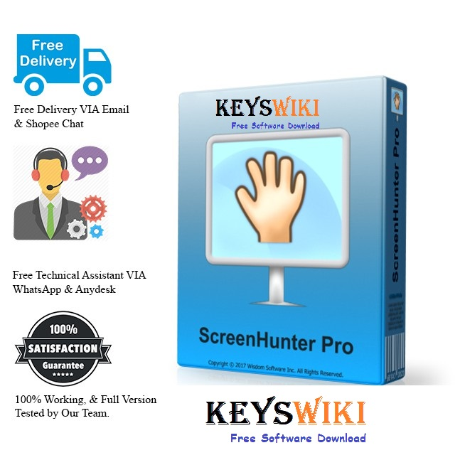 ScreenHunter Pro