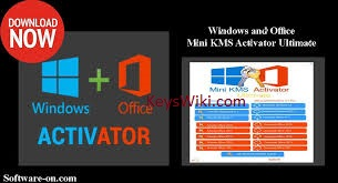 Free Mini KMS Activator Ultimate Crack 2.2 For Windows With Office 2021