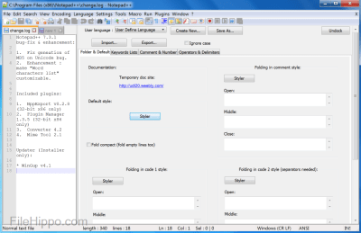 Notepad++ 7.9.4 Crack + Serial Key Latest Version Free Download 2021